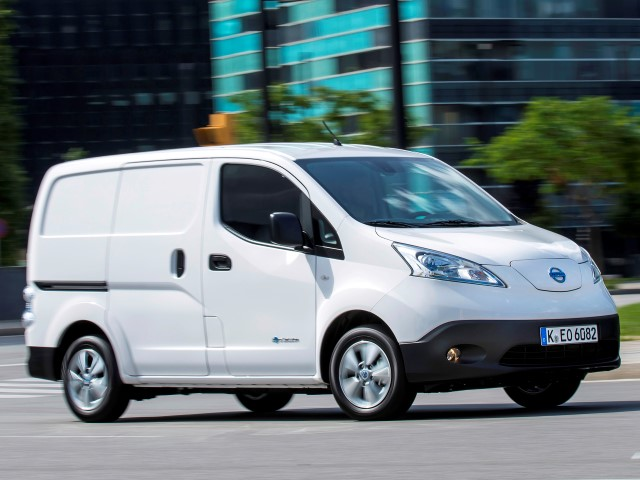 e-NV200 Furgão Flex Basic