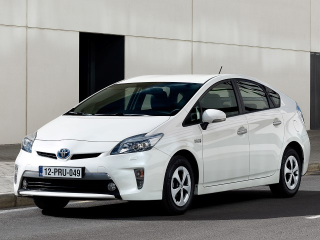 Prius 1.8 HSD Exclusive