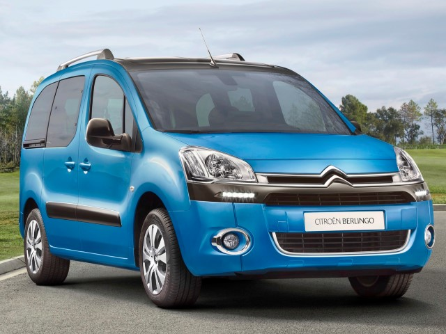 Novo Berlingo Multispace 1.6 e-HDi 90 Airdream ETG6 Exclusive