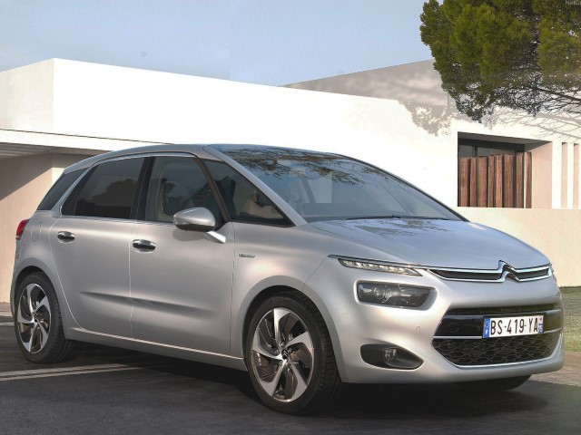 C4 Picasso 1.6 HDi 92 CVM Attraction