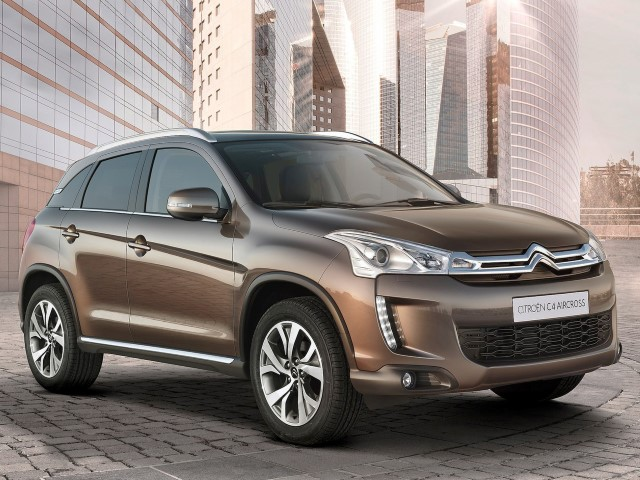 C4 Aircross 1.6HDI 115 S&S CVM6 2WD Exclusive