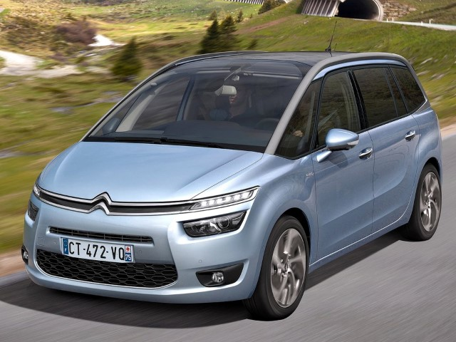 Grand C4 Picasso 2.0 BlueHDi 150 ETG6 Exclusive