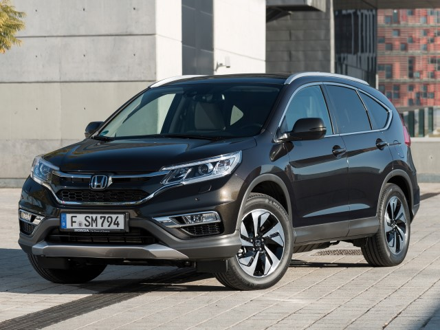CR-V 15YM 1.6 i-DTEC 120 2WD Lifestyle + Connect Navi