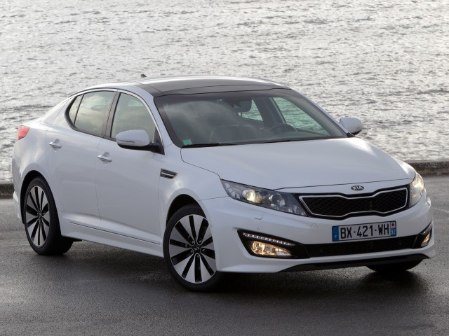 Optima 1.7 CRDi ISG 136 TX