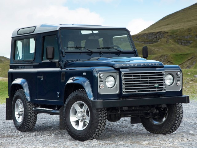 Defender 110 Hard Top E