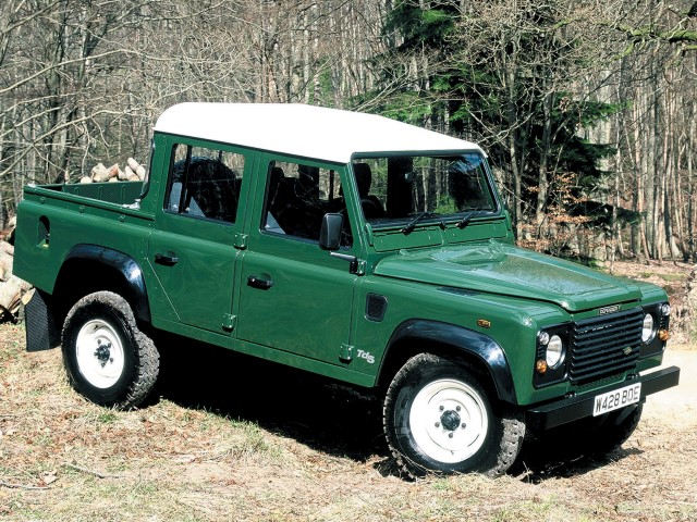Defender 110 Doble Cabina Pick Up E