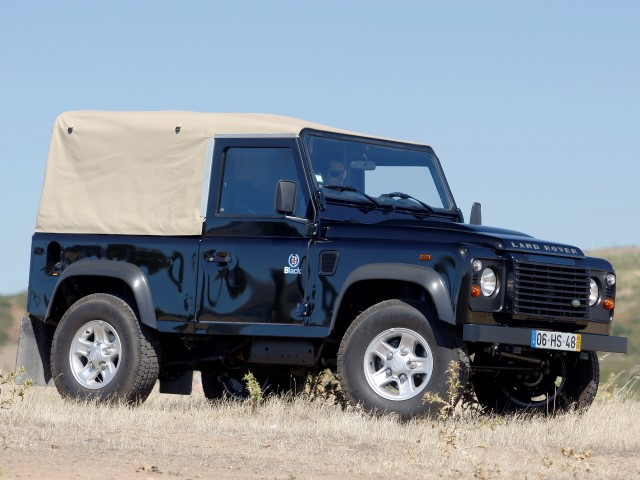 Defender 90 Hard Top E