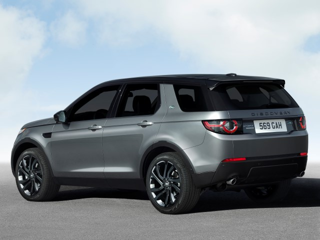 Discovery Sport 5+2 2.2 SD4 190 4x4 HSE