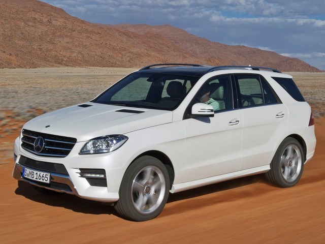 ML 250 BlueTEC 4Matic Auto