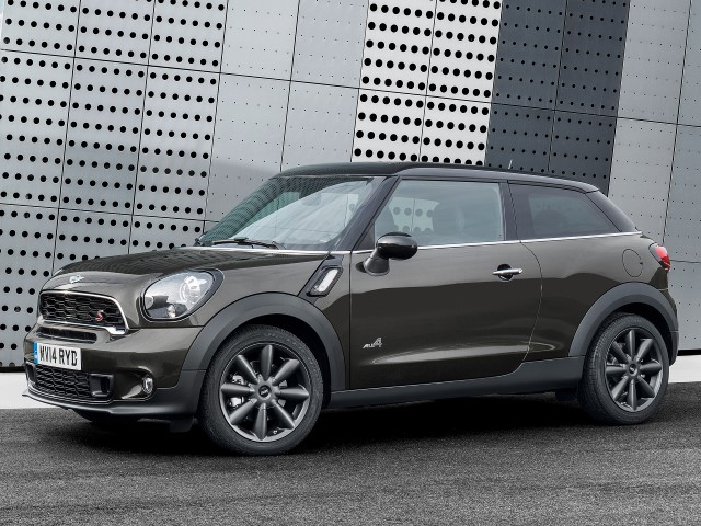 Novo Mini Paceman Cooper SD ALL4 (R61 LCI)