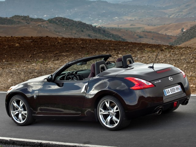 370Z Roadster 3.7 328 Pack AT NAV JA19 AS