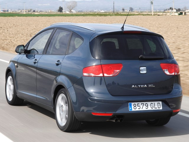 Altea XL 1.6 TDI CR 105 ITech Ecomotive