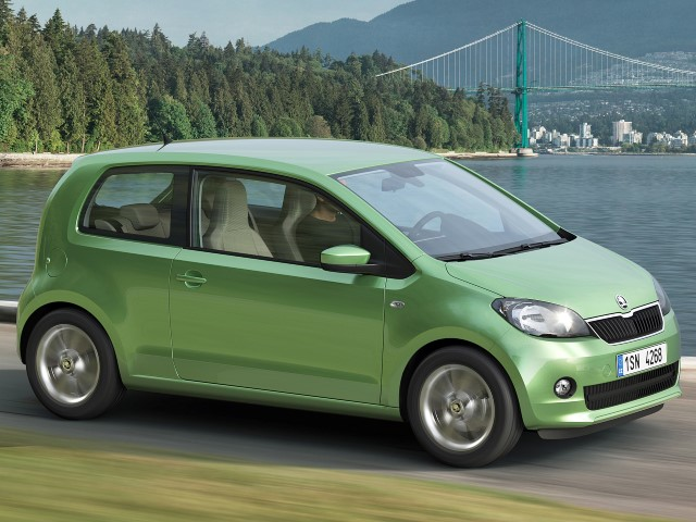 Citigo 1.0 60cv Ambition Green Tec