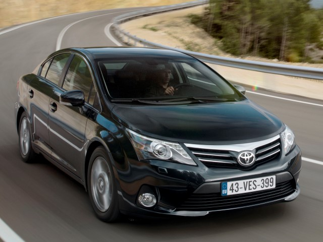 Avensis SD 1.6 Exclusive (FL)