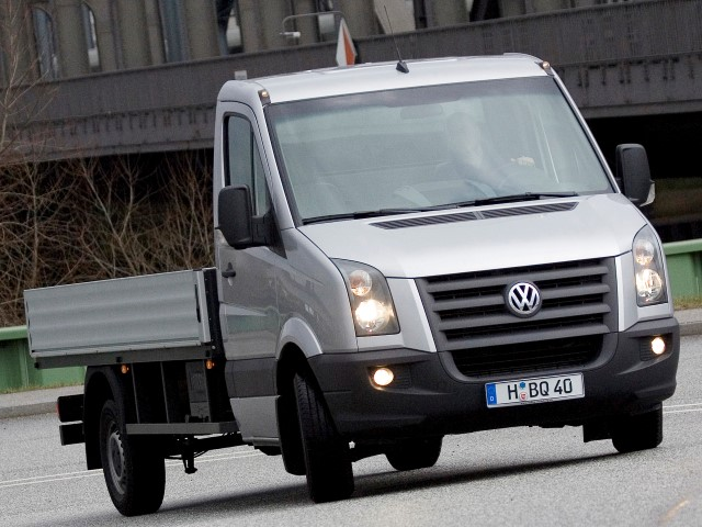 Crafter 35 CSC 2.0 TDI 136cv BlueMotion