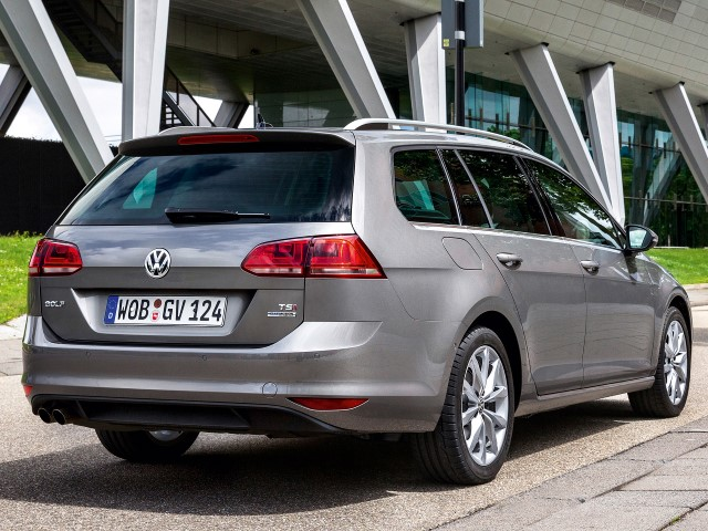 Golf VII Variant 1.4 TSI 140cv Highline