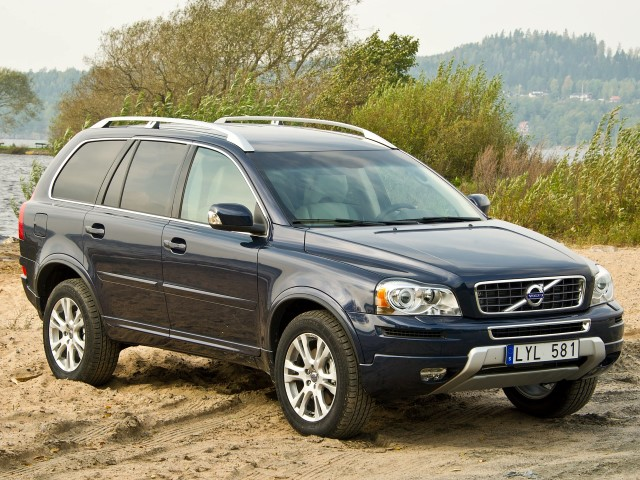 XC90 D5 Executive 7L. Geartronic